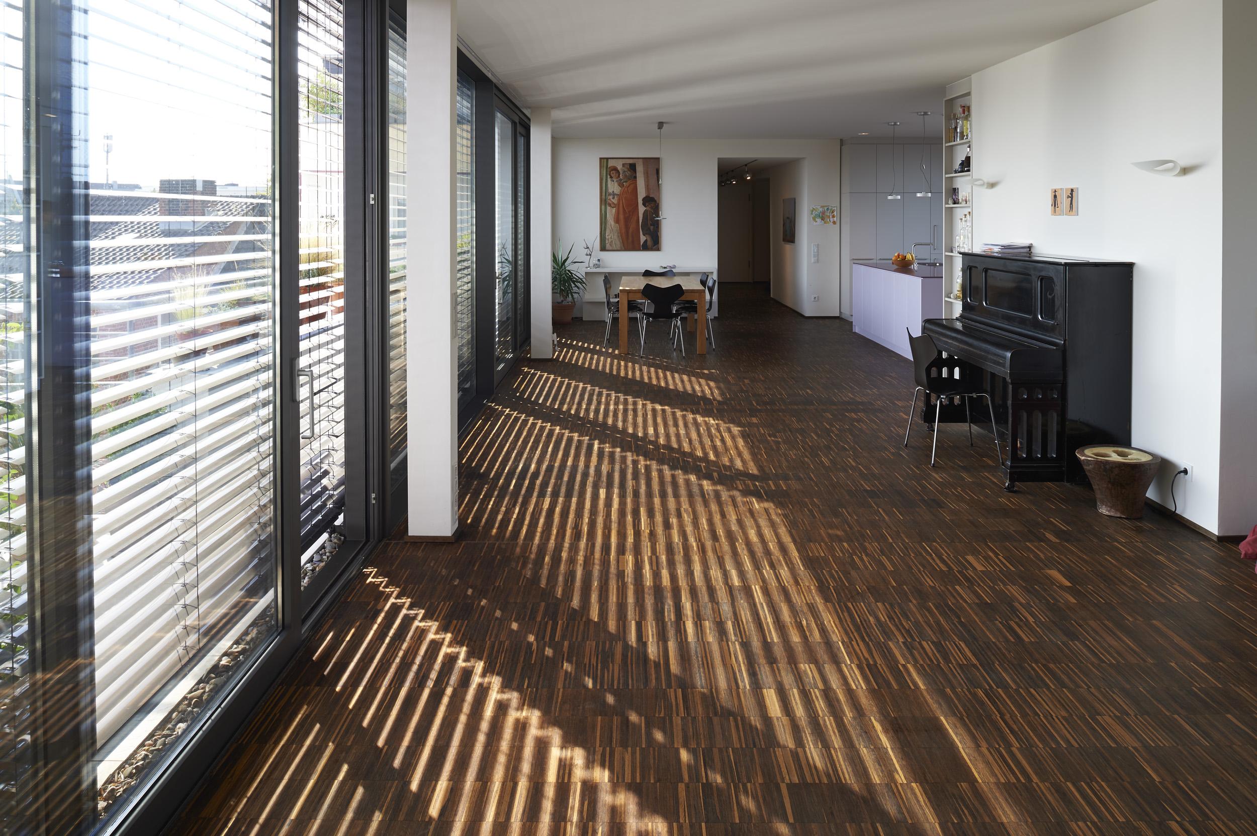 Architektur Borchmann Penthouse Im Hinterhof